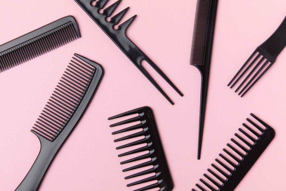 Tipos de peines para el cabello