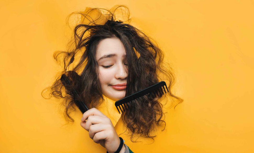 Cómo desenredar el pelo sin dañarlo