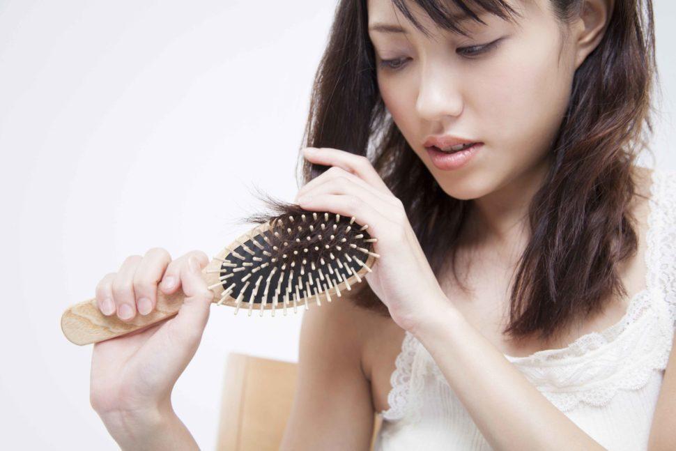 Deshidratación del cabello