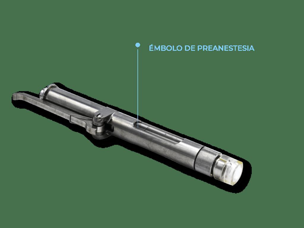 Embolo preanestesia