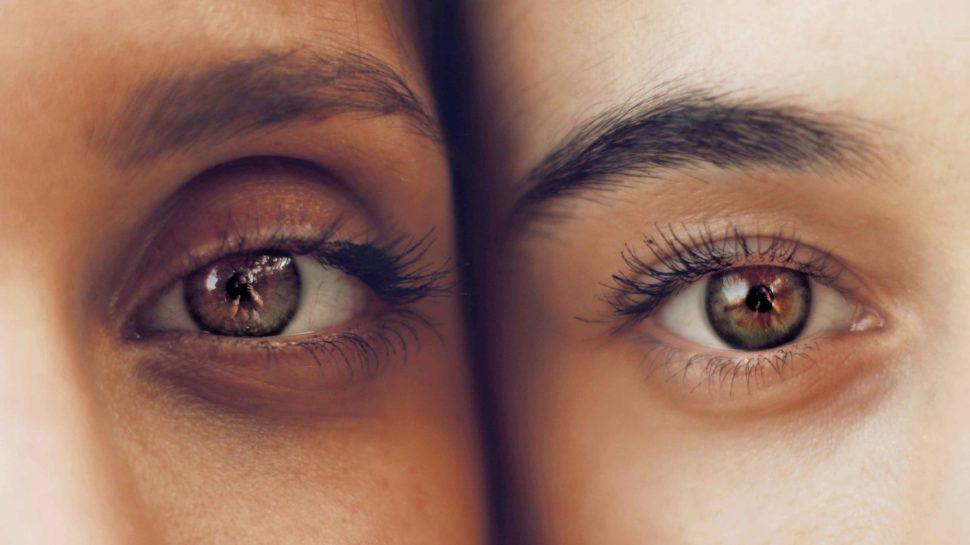 Cejas en función de la forma de la cara